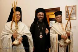 Jordanie: un nouvel archevêque melkite installé à Amman