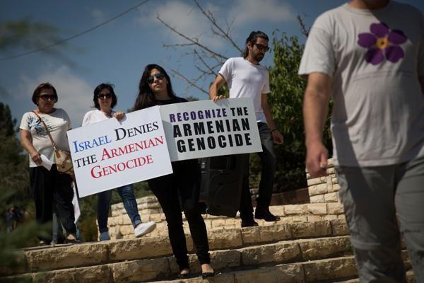Reconnaissance du génocide arménien par Israël: vote annulé