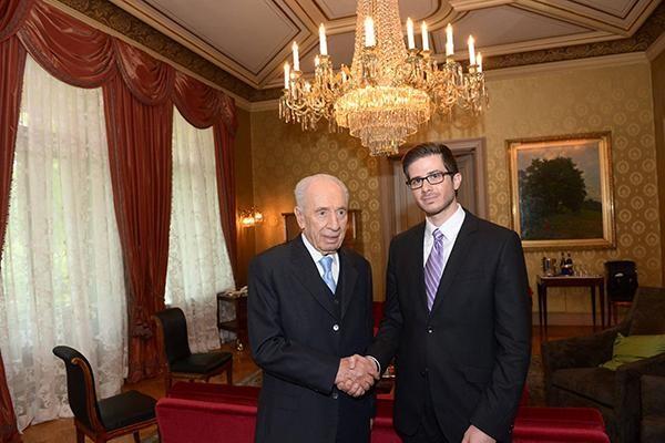 George Deek, premier arabe chrétien ambassadeur d'Israël