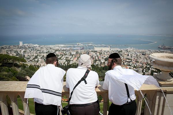 Un seul guide touristique certifié en yiddish par Israël