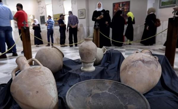 Syrie: un second souffle pour le musée bombardé d'Idleb