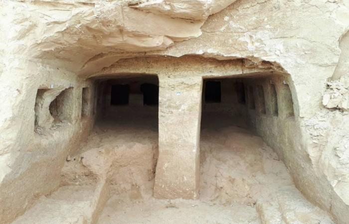 Un cimetière romain, futur site touristique palestinien ?