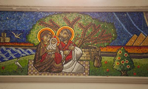 Egypte: le Chemin de la Sainte Famille reconnu par l'Unesco