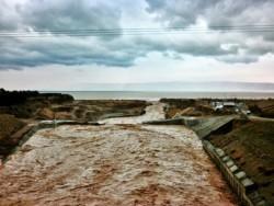 Inondations en Jordanie, les églises ont fait sonner le glas