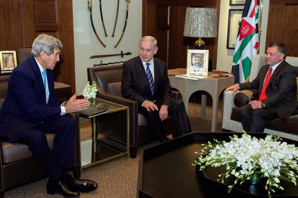Abdallah II à Netanyahu: Jérusalem est la clé de la paix