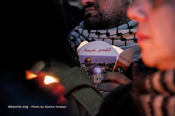Les Eglises de Jordanie en marche, au nom de Jérusalem