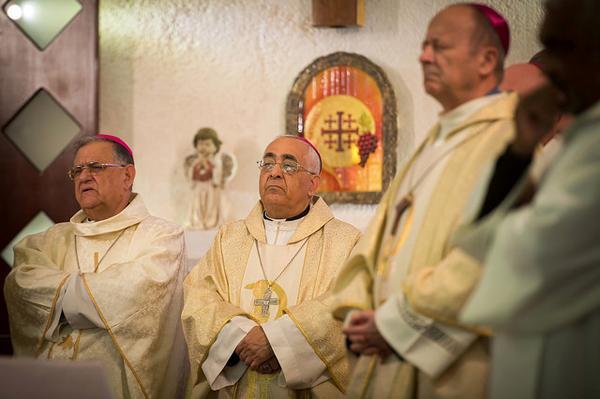 Le Pape a accepté la démission de Mgr Maroun Lahham
