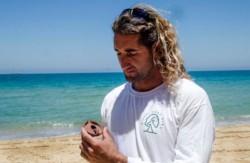 En Israël, un maître-nageur découvre une lampe millénaire