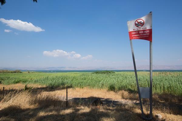 Israël: frappé par la pire sécheresse depuis un siècle
