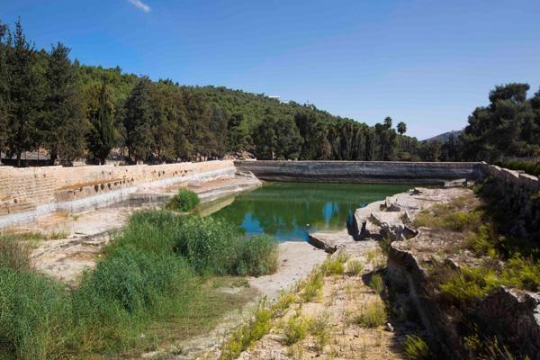Les piscines de Salomon plongent dans le XXIe siècle