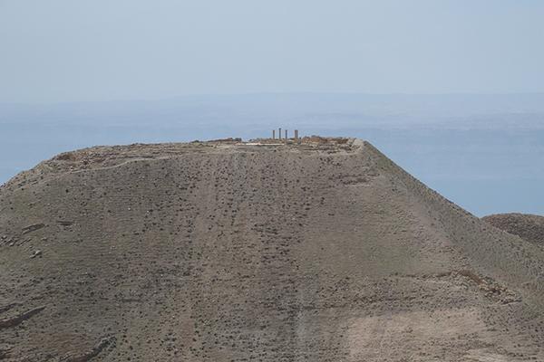 Jordanie: le site de l'exécution du Baptiste restauré