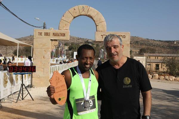 Un marathon biblique pour les colons israéliens