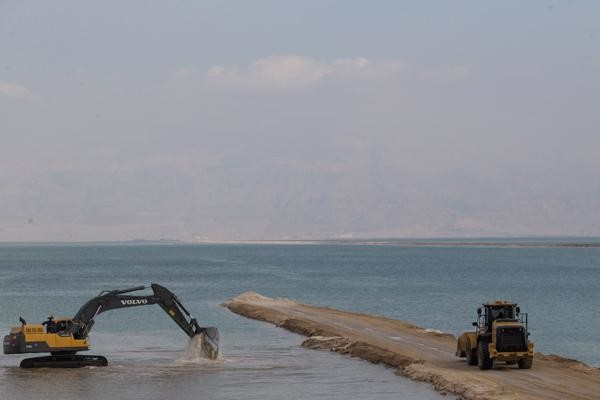 Du pétrole près de la mer Morte, une bonne nouvelle ?