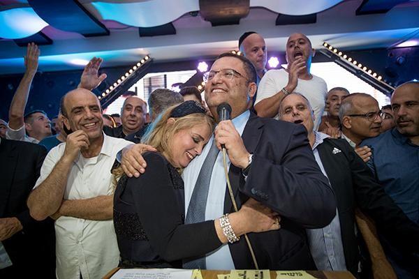 Moshe Lion est le nouveau maire de Jérusalem