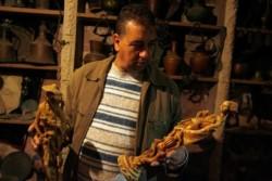 L'héritage palestinien dans le sous-sol d'un Gaziote