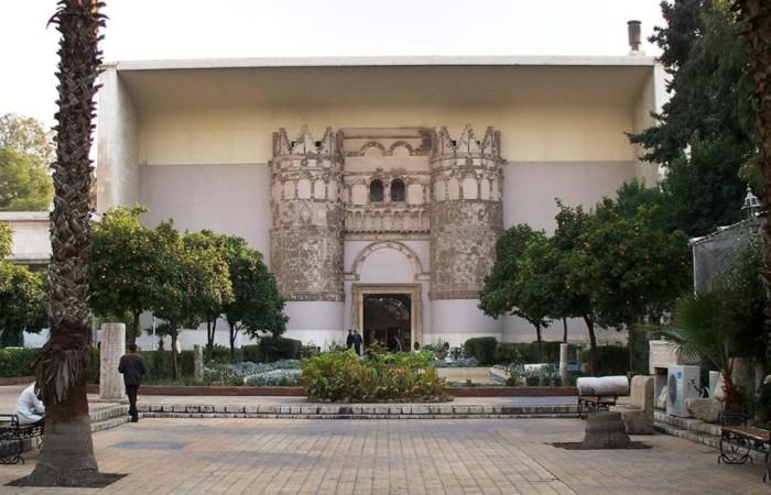 Le retour à la vie presque normal du musée national de Damas