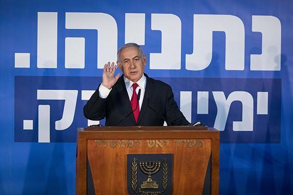 Quid de la perspective d'une inculpation de Netanyahu ?