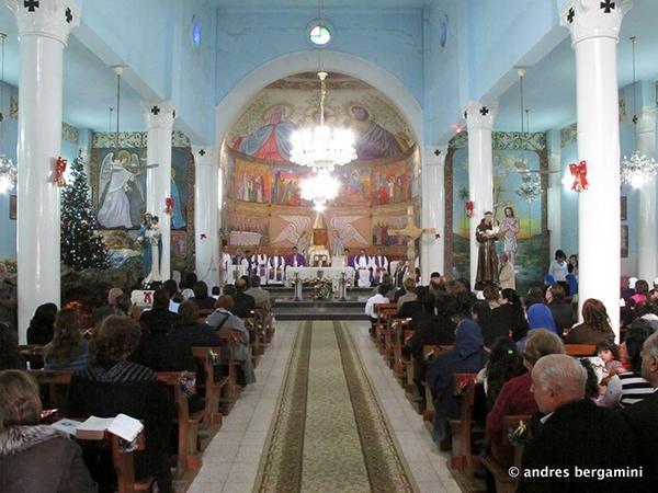 Le Noël des 1.100 chrétiens palestiniens de Gaza
