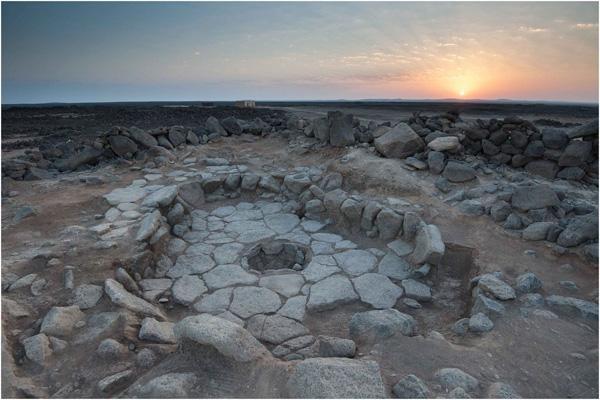 Il y a 14 400 ans, la Jordanie fleurait le bon pain