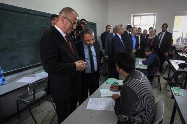 Dès cette année, le caté au programme du bac palestinien