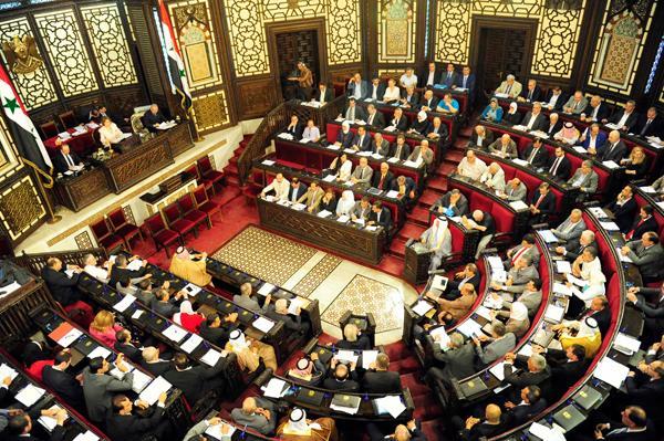 Historique: un chrétien porté à la tête du Parlement syrien