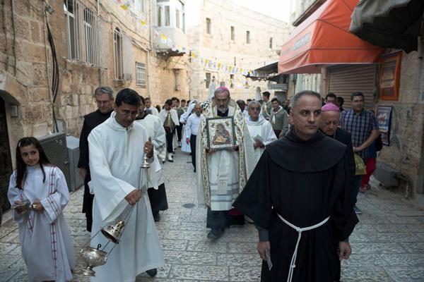 Une seconde paroisse à Jérusalem en débat