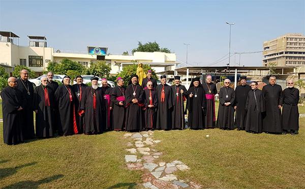 Les patriarches catholiques d'Orient misent sur les jeunes