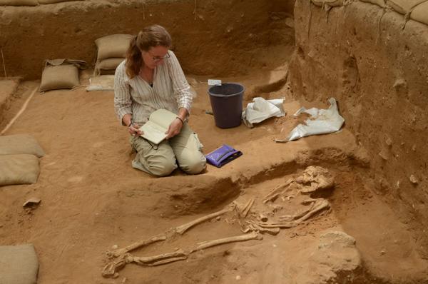 Un premier cimetière Philistin trouvé en Israël