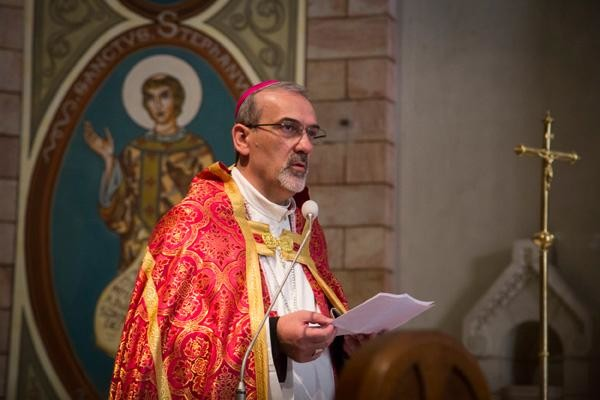 De Jérusalem à Rome, une Pentecôte pour la Terre Sainte