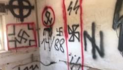 Des graffitis nazis découverts à Jérusalem