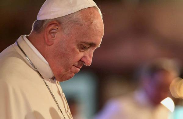 Gaza: pour le pape, la violence n'amène jamais à la paix