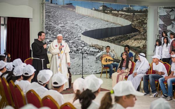 L'avenir des réfugiés palestiniens évoqué au Vatican