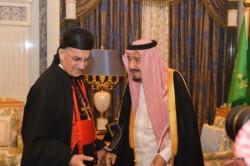 Le patriarche Raï à Riyad : une visite hautement symbolique