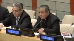 Onu: le Saint-Siège appelle à la reprise des pourparlers