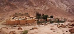 Egypte: réouverture de la bibliothèque de Sainte-Catherine
