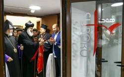 La nouvelle télévision syro-orthodoxe sort des coulisses