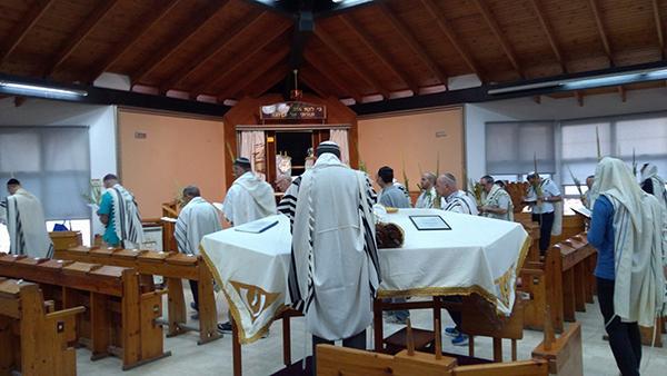 Une synagogue taguée de symboles sataniques à Netanya