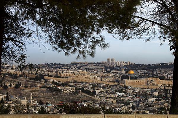 Une bronca internationale contre le téléphérique à Jérusalem