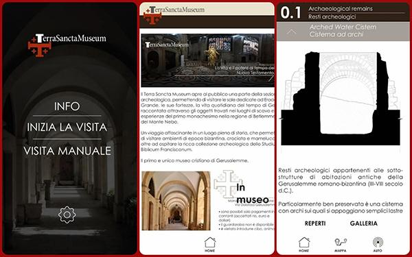 Visites 2.0 au Terra Sancta Museum