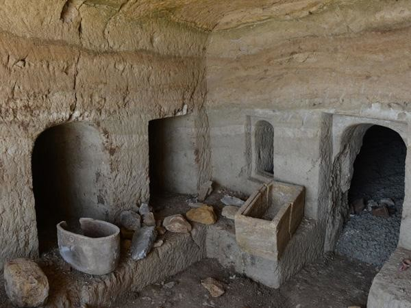 Une grotte funéraire en dit plus sur la Tibériade romaine