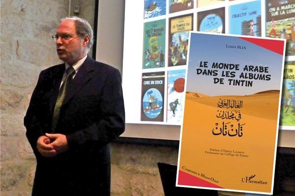 Tintin et le monde arabe: la quête des origines