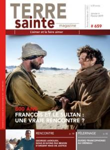 Terre Sainte n. 1/2019 – Sommaire