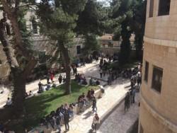 Pourquoi les cours à l'Université de Bethléem sont suspendus