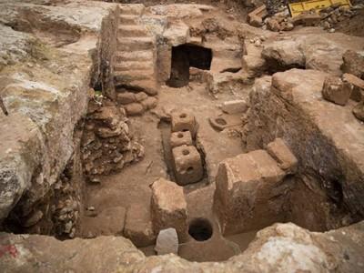 Les vestiges d'un village hasmonéen découverts à Jérusalem
