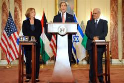 Entre désillusion et optimisme, les négociations israélo-palestiniennes ont repris