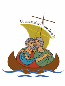 François et Bartholomée en Terre Sainte, une étreinte oecuménique
