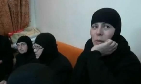 Les soeurs enlevées en Syrie apparaissent dans une nouvelle vidéo