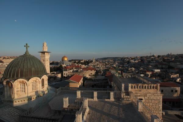 Formation biblique à Jérusalem pour approfondir sa foi