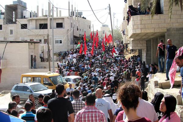 Le mécontentement palestinien en Israël