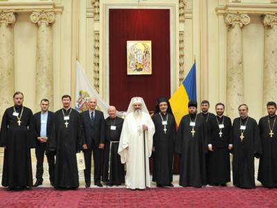 Le Studium Biblicum de Jérusalem représenté à Bucarest